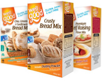 Well Good Bread Mixes